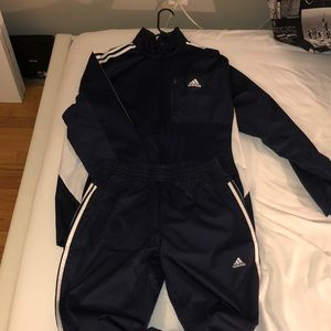 ADIDAS 3-Stripes Navy Blue Track Suit